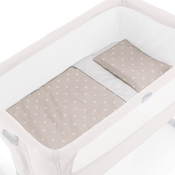 Chicho Next 2 Me Bedside Co-Sleep Sleeping Baby Crib NEW ORIGINAL Fast Delivery